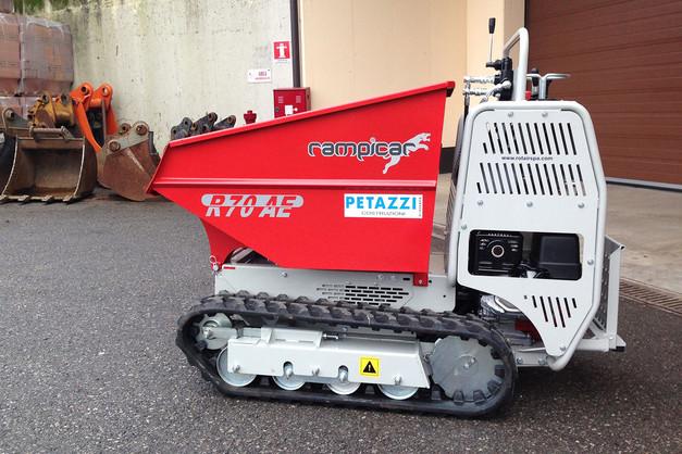 N° 220 - Motocarriola RAMPICAR R70
