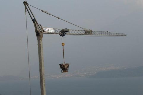 N° 109 - Gru Vicario OMV 187.7 – 27 metri