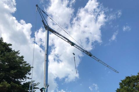 N° 254 - Gru CATTANEO CM 280 – 28 metri