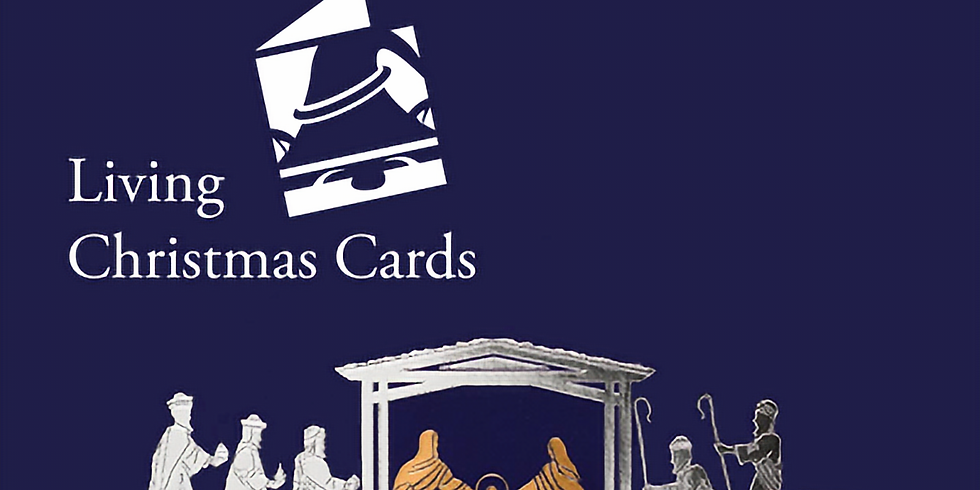 Living Christmas Cards - Friday, 6pm
