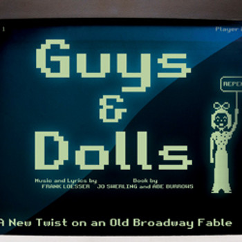 Guys and Dolls-Sunday Matinee