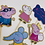 Thumbnail: Peppa Pig inspired cupcake toppers