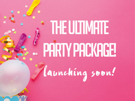 The Ultimate Party Package!