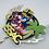 Thumbnail: Sonic inspired Cake Topper