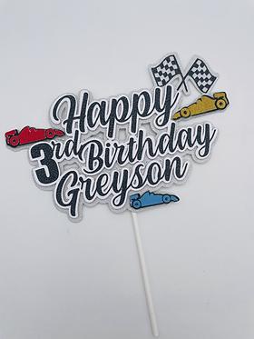 Happy Birthday F1 Cars