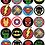 Thumbnail: Edible Marvel Cupcake Toppers