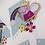 Thumbnail: Peppa pig inspired rainbow wall bunting