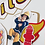Thumbnail: Fireman Sam inspired wall bunting