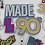 Thumbnail: 90's cake topper, made in the 90's
