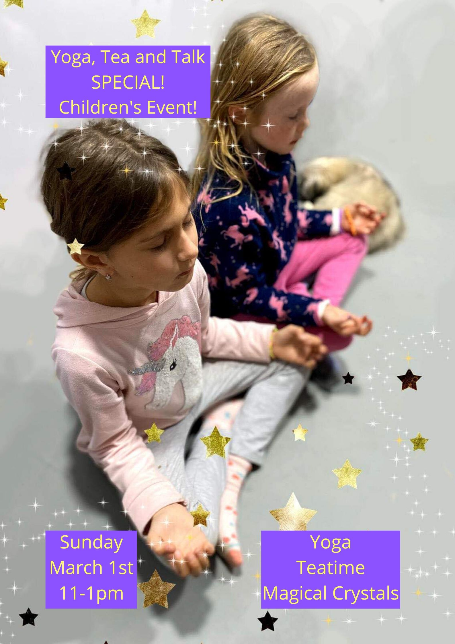Special Children's Event!