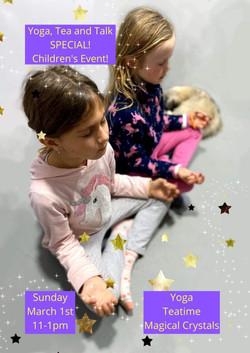 Special Children's Event!