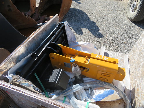 #12418 2020 Rhino RH-53 Hammer