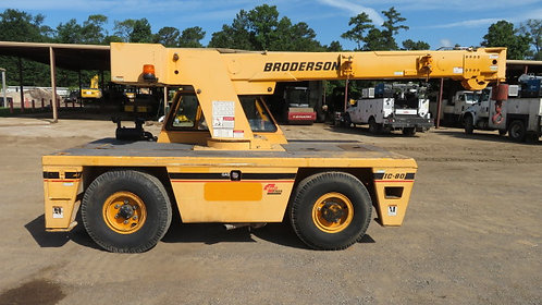 #12804 2004 Broderson IC80-3G