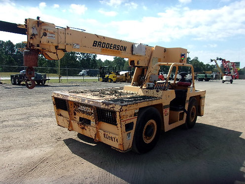#12449 2009 Broderson IC80-2H