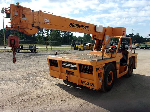 #12452 2009 Broderson IC80-3H