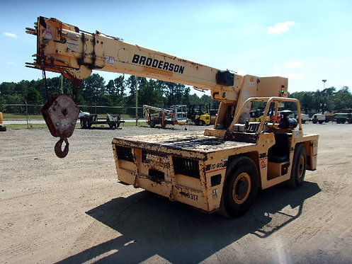 #12443 2009 Broderson IC80-3H