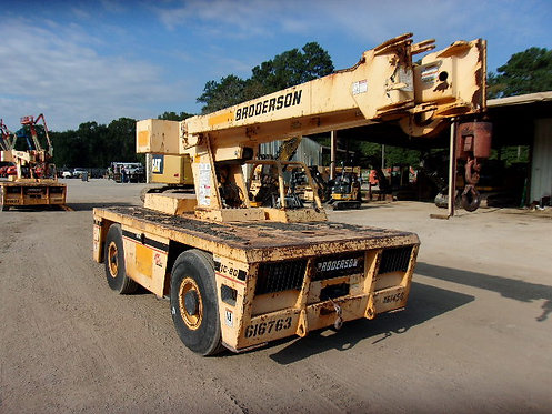 #12455 2009 Broderson IC80-2H