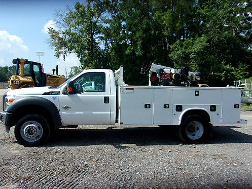 #12003 2016 Ford F450