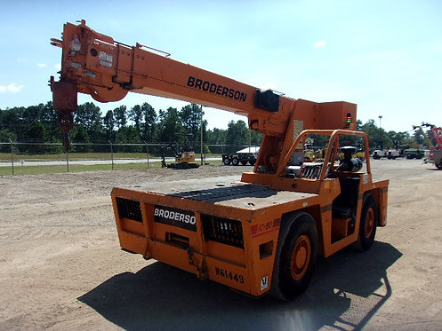 #12454 2009 Broderson IC80-2H