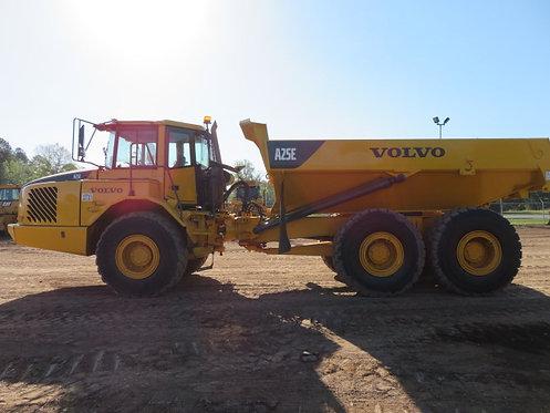 #12710 2011 Volvo A25E