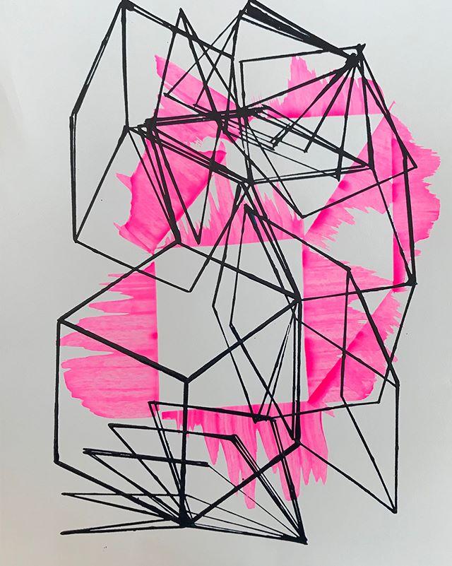 "Acrylic on paper 11x14"""