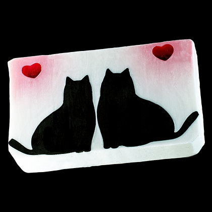 SOAP Love Cats (6.95€/100g)