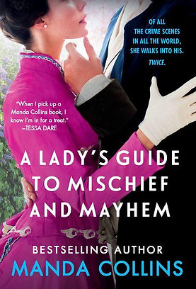 A Lady's Guide to Mischief and Mayhem mass market edition
