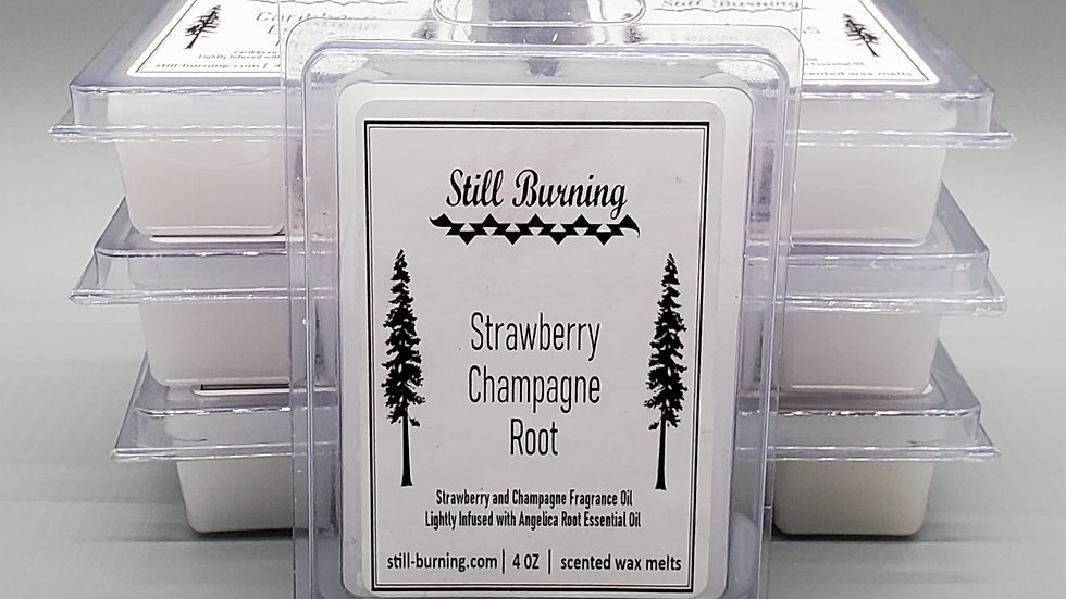Strawberry Champagne Root