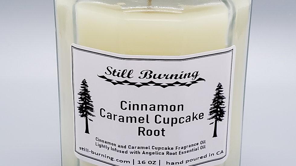 Cinnamon Caramel Cupcake Root