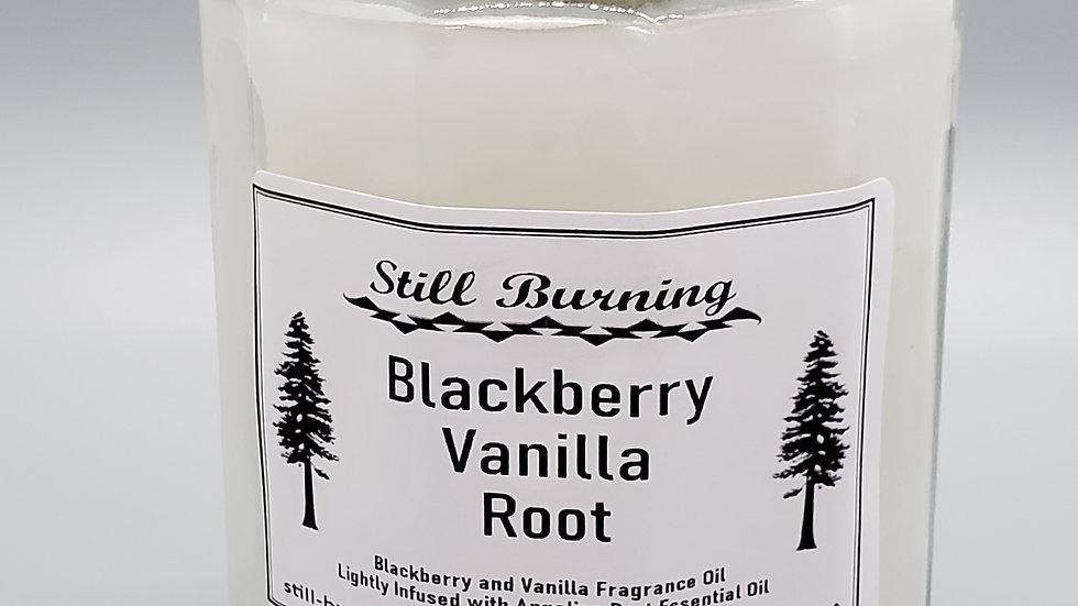 Blackberry Vanilla Root
