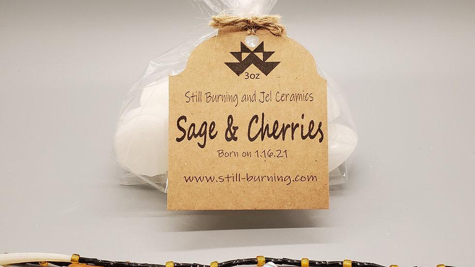 Sage & Cherries