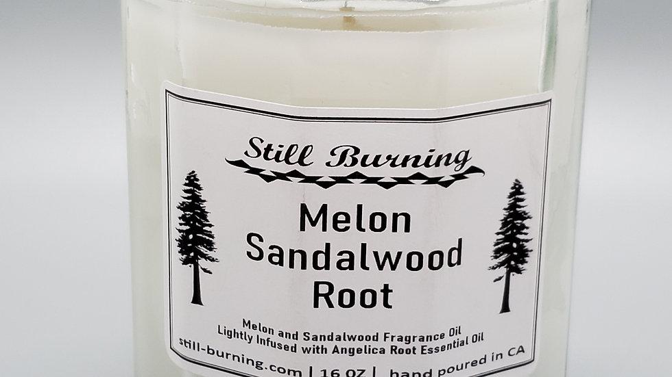 Melon Sandalwood Root