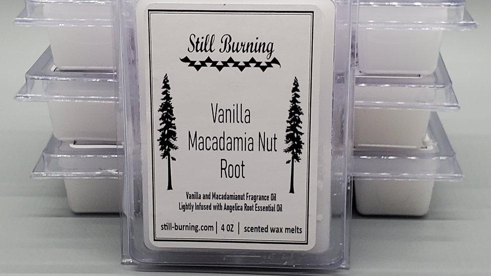 Vanilla Macadamia Nut Coffee Root