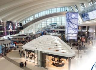 TEA THEA award for Tom Bradley International Terminal at LAX