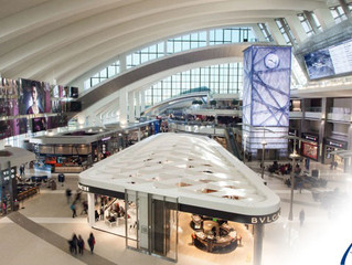 TEA THEA award for Tom Bradley International Terminal at LAX
