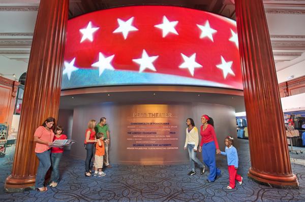 Peco Theater entrance