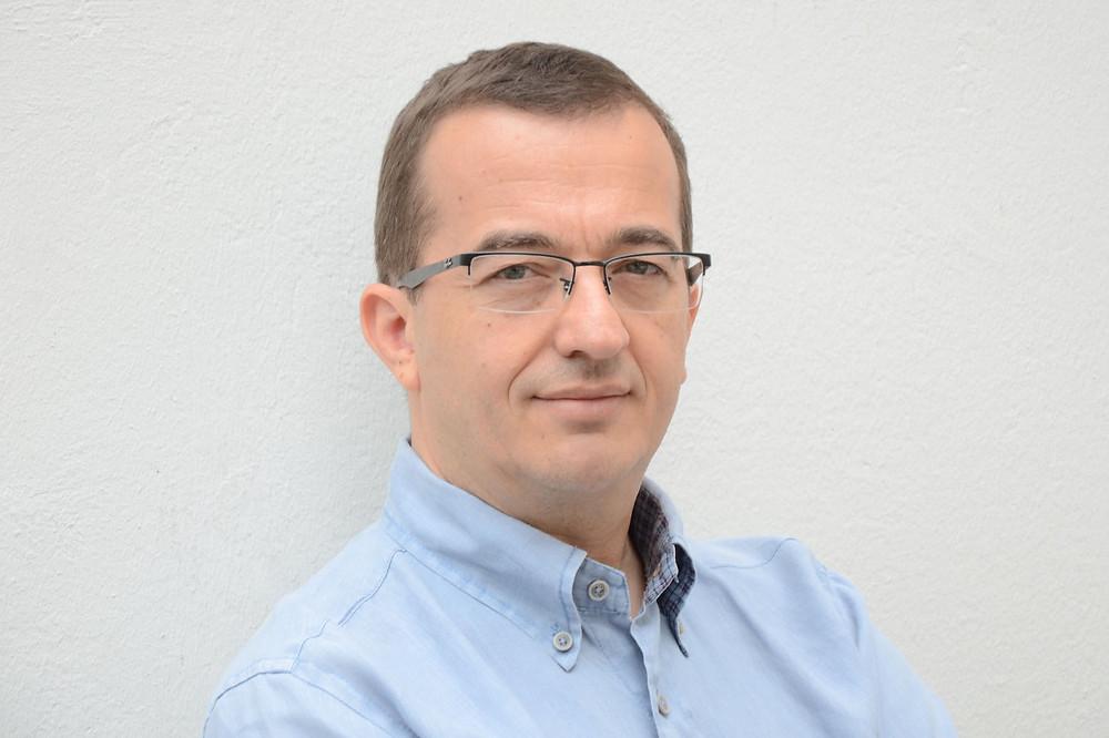 Olivier Moser, Director of Design & Engineering