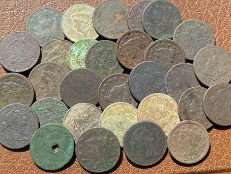 A Look at US Large Cents: Examining Their History and Their Uses Beyond Just Monetary Purposes
