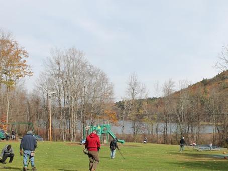 Metal Detecting in Public Parks