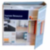 PVC 3 Folder Ring Binder