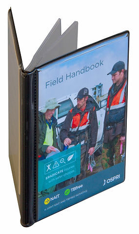 Field Notebook Cover Wellington