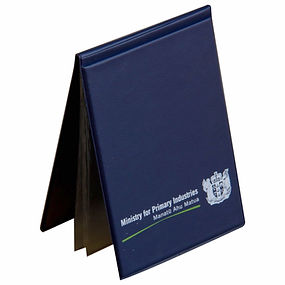 Notebook Cover MPI