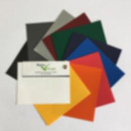 PVC Colour Swatch
