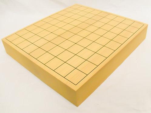 将棋盤 新かや材(スプルス)2寸卓上盤