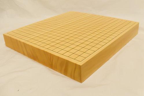 碁盤 ひば材2寸(厚,約3cm)卓上盤