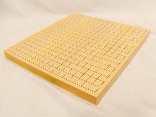 碁盤 ひば材1寸卓上盤