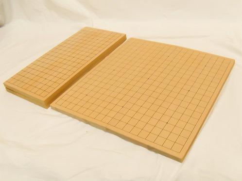 碁盤 折たたみ6号アガチス材