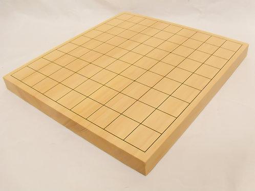 将棋盤 新かや材(スプルス材)1寸卓上盤