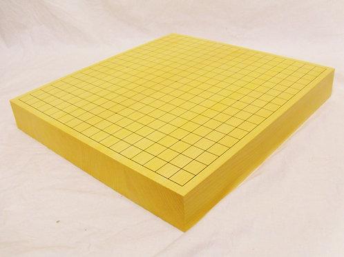 碁盤 国産本榧(かや)材2寸(厚 約6cm)卓上盤 特上
