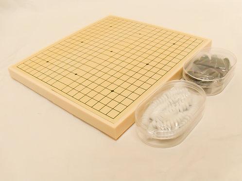 マグネット式碁盤